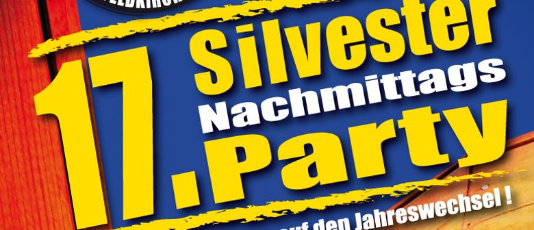 17. Silvester-Nachmittags-Party im Roncat