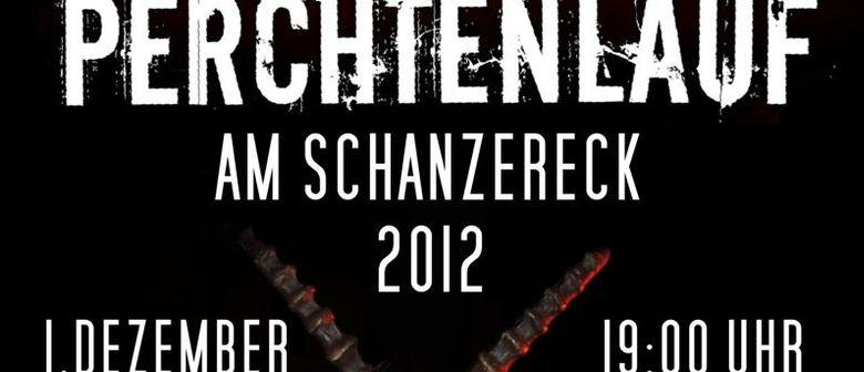PERCHTENLAUF AM SCHANZERECK 2012