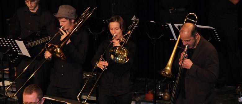 Jazzbrunch mit  der Swing-Werk Big Band und Martin Hartmann