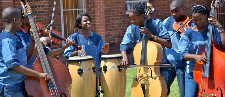 """Adventkonzerte """"Bochabela String Orchestra"""" (Südafrika)"""
