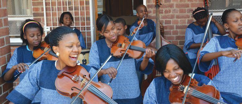 Adventskonzert Bochabela String Orchestra