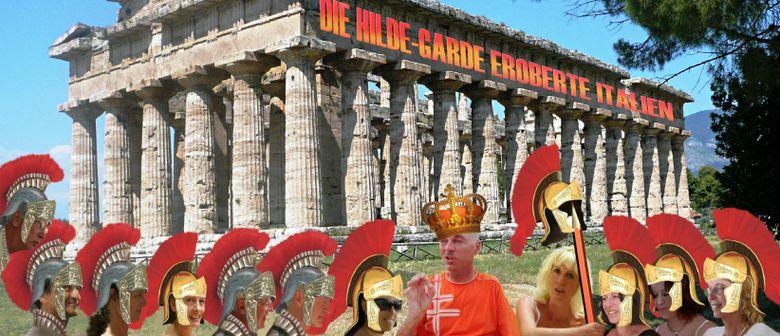 Die Hilde-Garde eroberte Italien