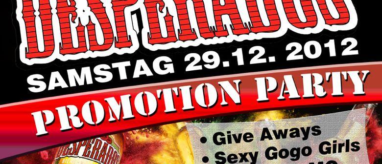 Desperado Promo Party mit Hot Girls & DJ Armin MC