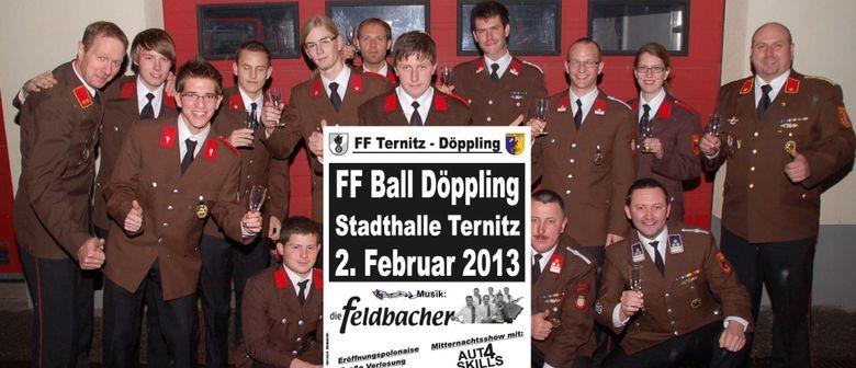 Ball der FF Ternitz-Döppling - ein wahres Ballspektakel