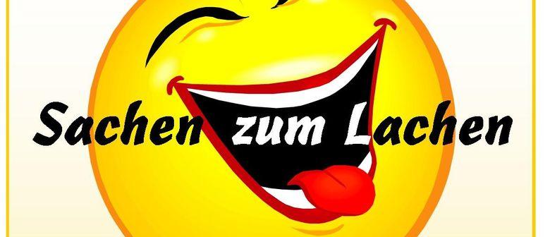sachen zum lachen