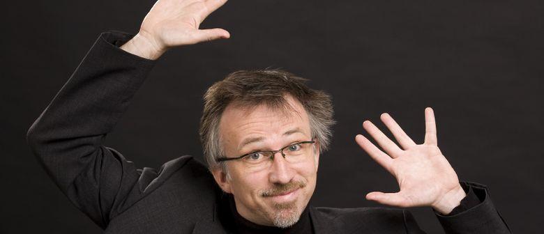 """Peter Klien - """"Mehr Wirbel als Säule """""""