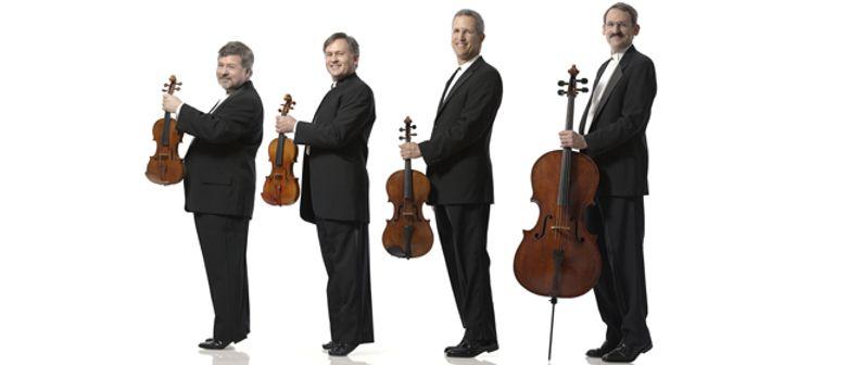 Orion Quartet beim Esterházy Streichquartettfestival