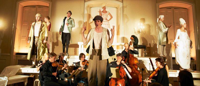 Kammeroper München: Der Diener zweier Herren