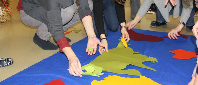 """Aktionstage """"Globales Lernen"""": Eine Reise um die Welt"""