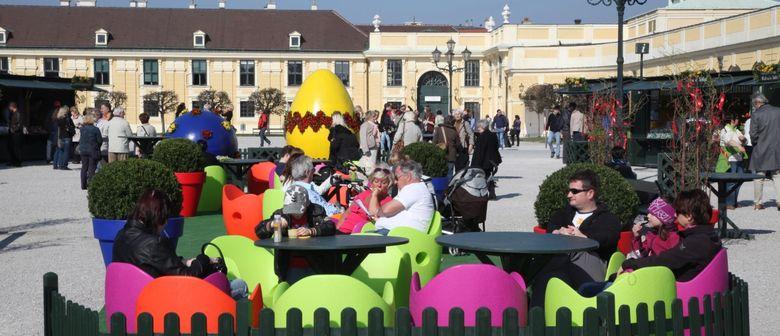 Ostermarkt Schloß Schönbrunn