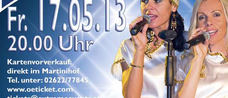 Abba Cover Show - Martinihof/Neudörfl