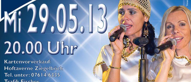 Abba Cover Show - Hoftaverne Ziegelböck/Vorchdorf