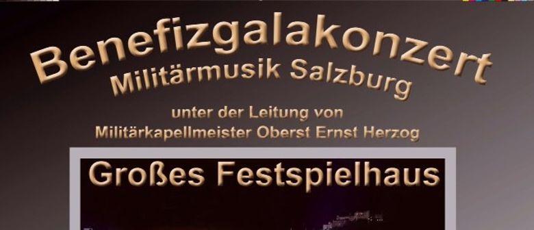 Benefizgalakonzert der Militärmusik Salzburg