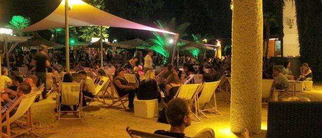 Erffnung Hypo BeachBar Bregenz Bregenz Aktuelles Zu