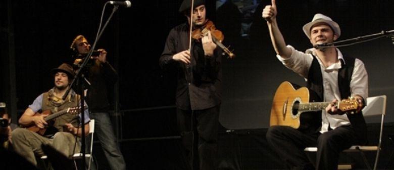 Cobario - Eine musikalische Weltreise mit Wiener Schmäh