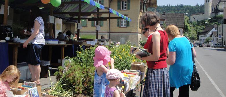 Großer Bücherflohmarkt in der Bibliothek Rankweil