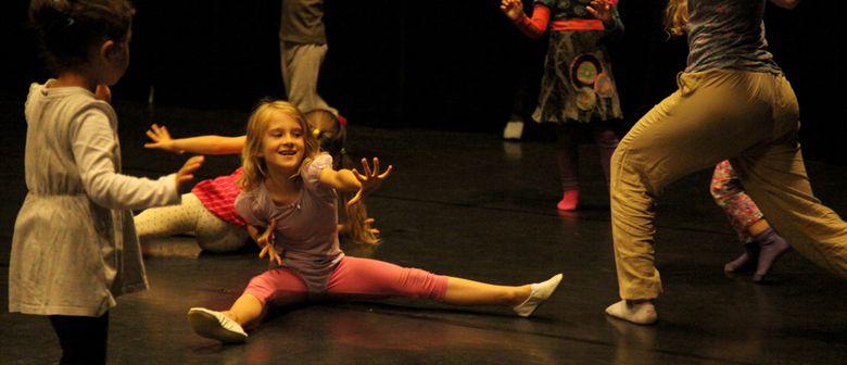 Tanz°Zwerge: Kreativer Kindertanz