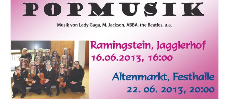 Sommerkonzerte accordo Orchester der austrian arts academy