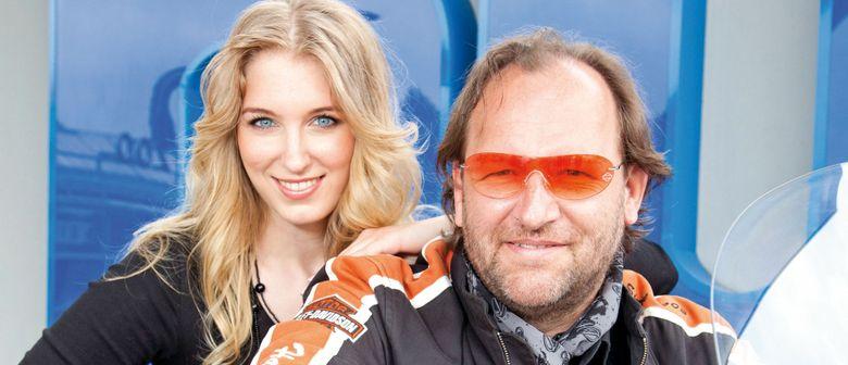 Harley-Davidson Charity-Tour Kick-Off