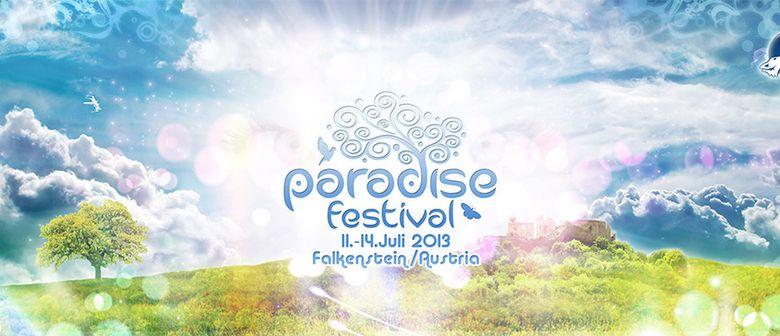 PARADISE FESTIVAL 2013