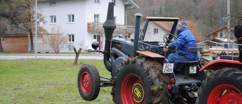 6. Großes Traktortreffen