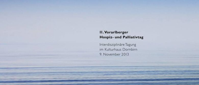 11. Hospiz- und Palliativtag: SOLD OUT