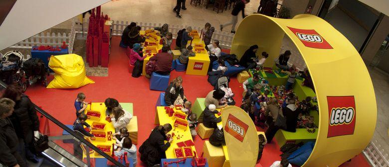 lego freebuild event anl sslich der lego store er ffnung v sendorf wohintipp. Black Bedroom Furniture Sets. Home Design Ideas