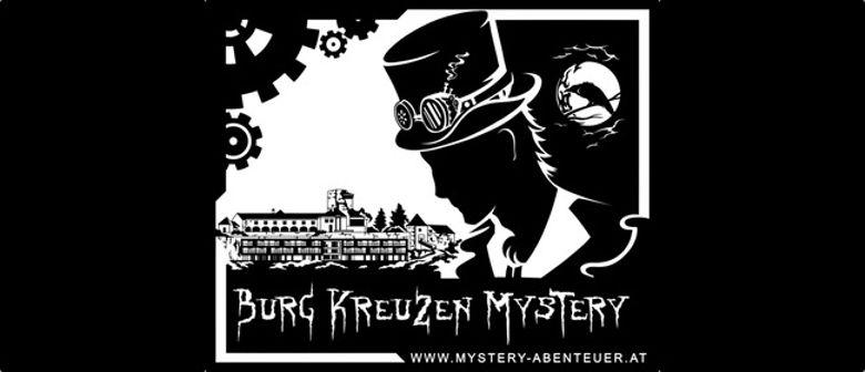 Burg Kreuzen Mystery - Erlebe das sagenhafte Abenteuer