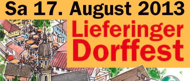 LIEFERINGER DORFFEST 2013