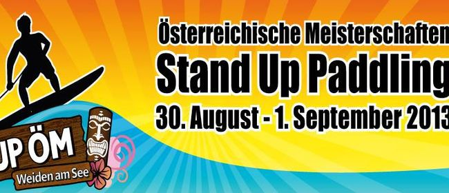 Österreichische Stand Up Paddling Meisterschaften 2013