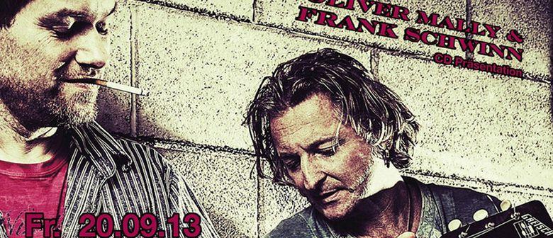 """Sir"" Oliver Mally & Frank Schwinn - CD-Präsentation"