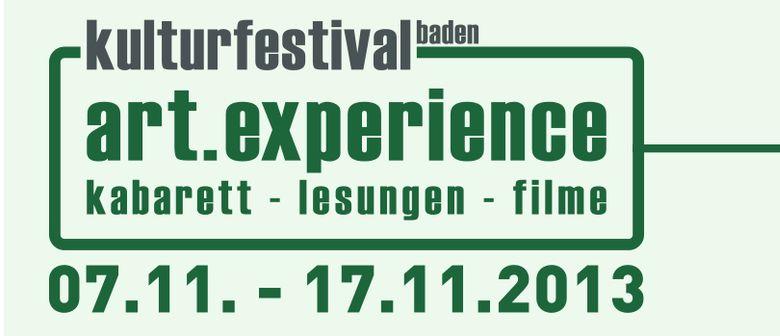 "Alfred Dorfer ""bisjetzt"" - art.experience Festival"