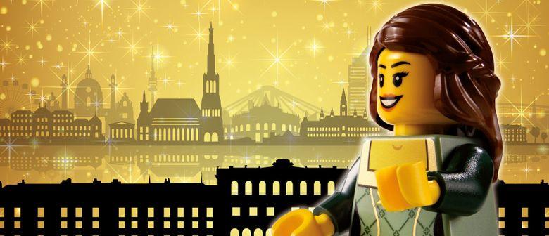 LEGO Store Eröffnung und Freebuild Event im Donau Zentrum