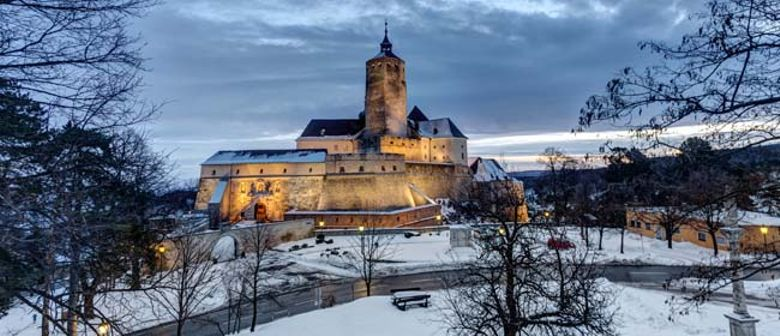 Adventmarkt auf Burg Forchtenstein
