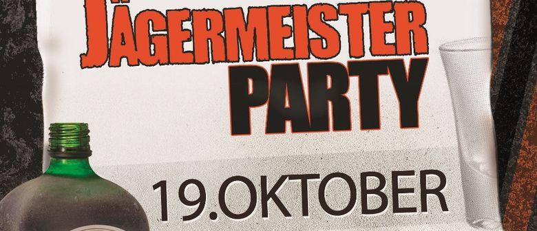 Müller´s Jägermeister-Party