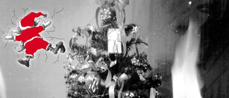 ...und dann zünden wir den Christbaum an!