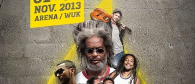 One Drop Festival 2013 - (Arena und WUK)