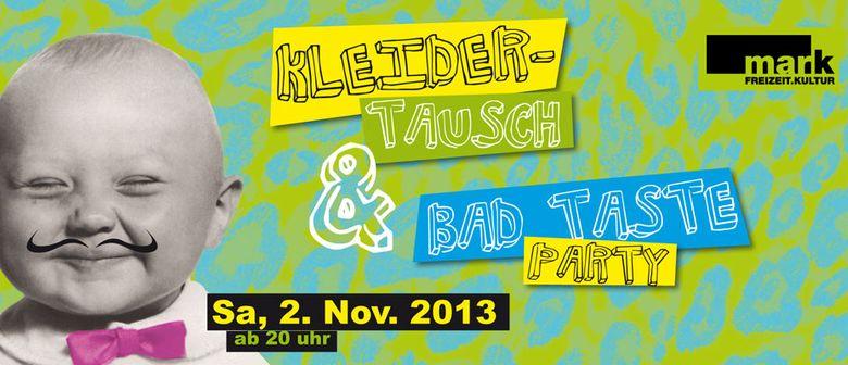 Kleidertausch- & BadTaste Party