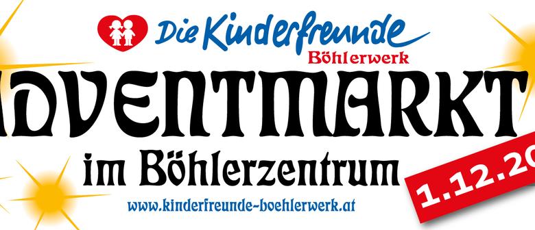 Adventmarkt der Kinderfreunde Böhlerwerk