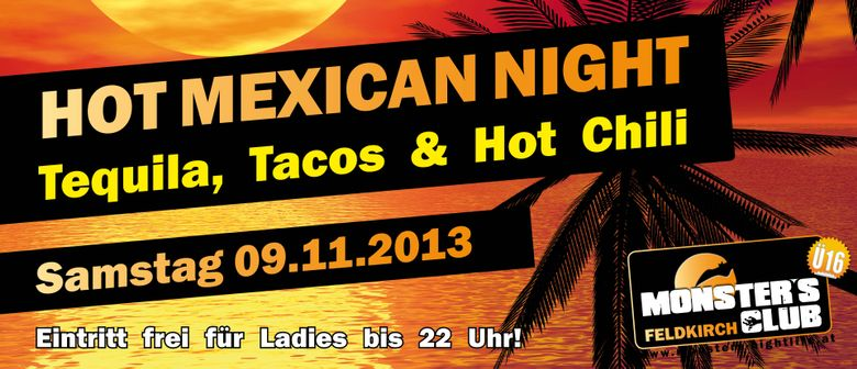 Hot Mexican Night
