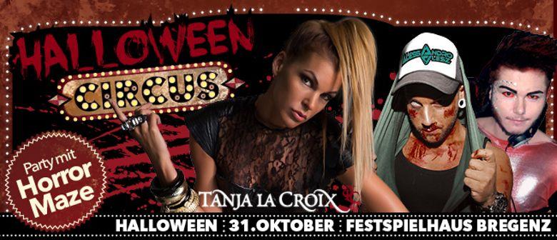 Halloween Circus im Festspielhaus Bregenz