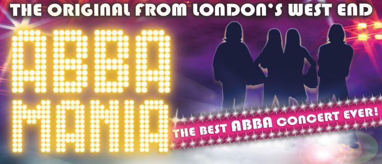 Abba Mania Tour 2014