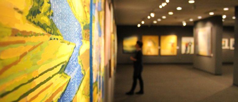 Zweisprachige Führung durch die Galerie UngArt