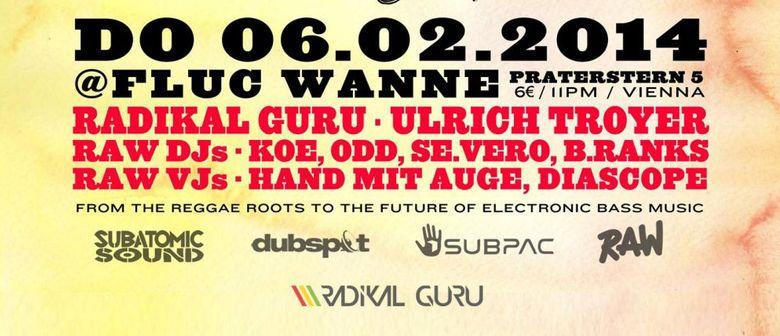 6.2.: DUB CHAMPIONS Festival Opening Night  @ Fluc Wanne