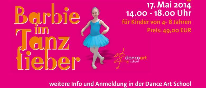 Barbie im Tanzfieber - für Kinder von 4 - 8 Jahren