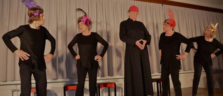 Kirchenfrauen Kabarett
