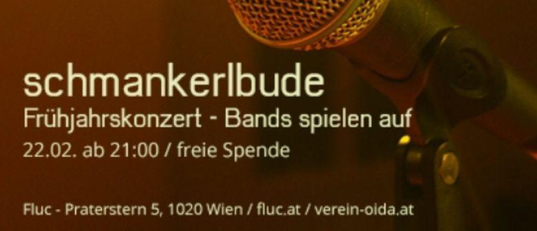 OIDA Schmankerlbude - Frühjahrskonzert