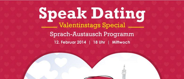 Kostenloses Speak Dating Valentine's Special