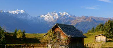 Montafon sehen und erleben - mit Grenzblicken in den Himalay
