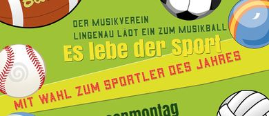 Faschingsball des Musikverein Lingenau
